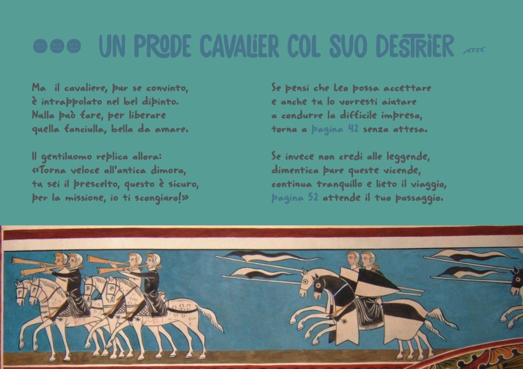 Treviso affresco Carlini