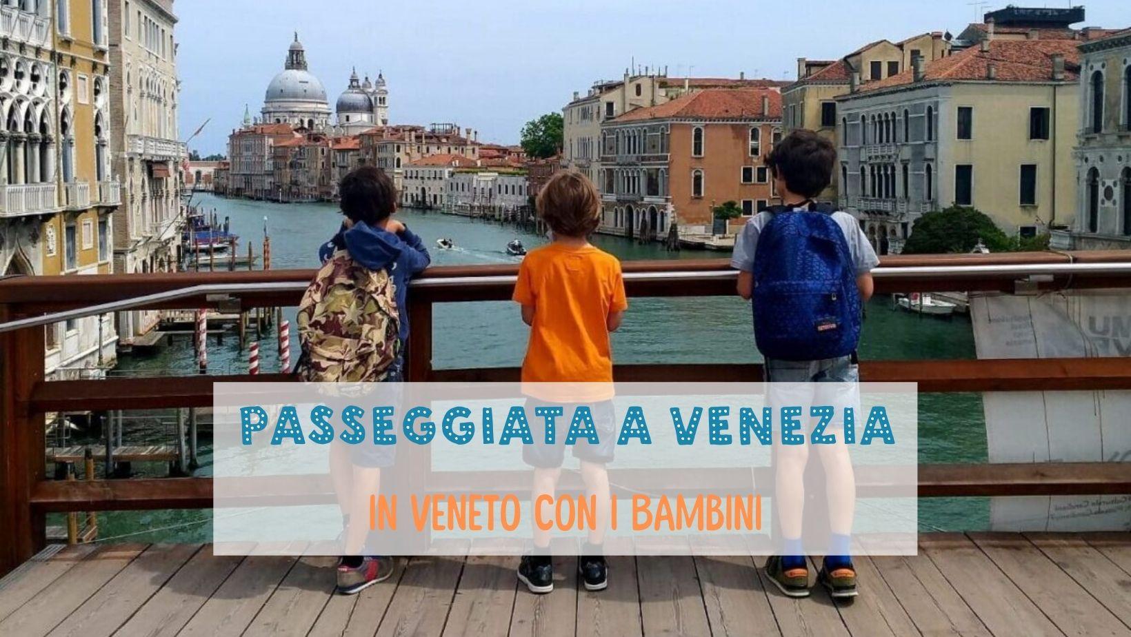 Veneto venezia bambini