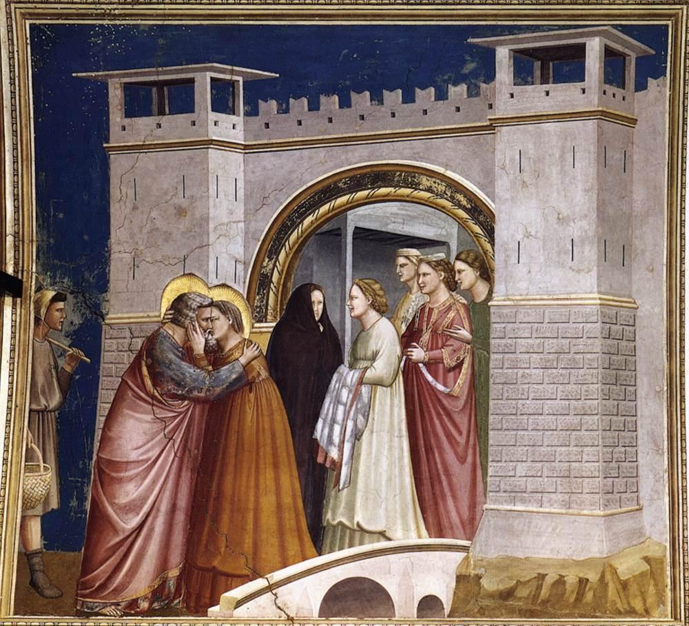 Cappella Scrovegni, la volta