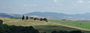 Val d'Orcia con i bambini: cartoline inedite dalla Toscana