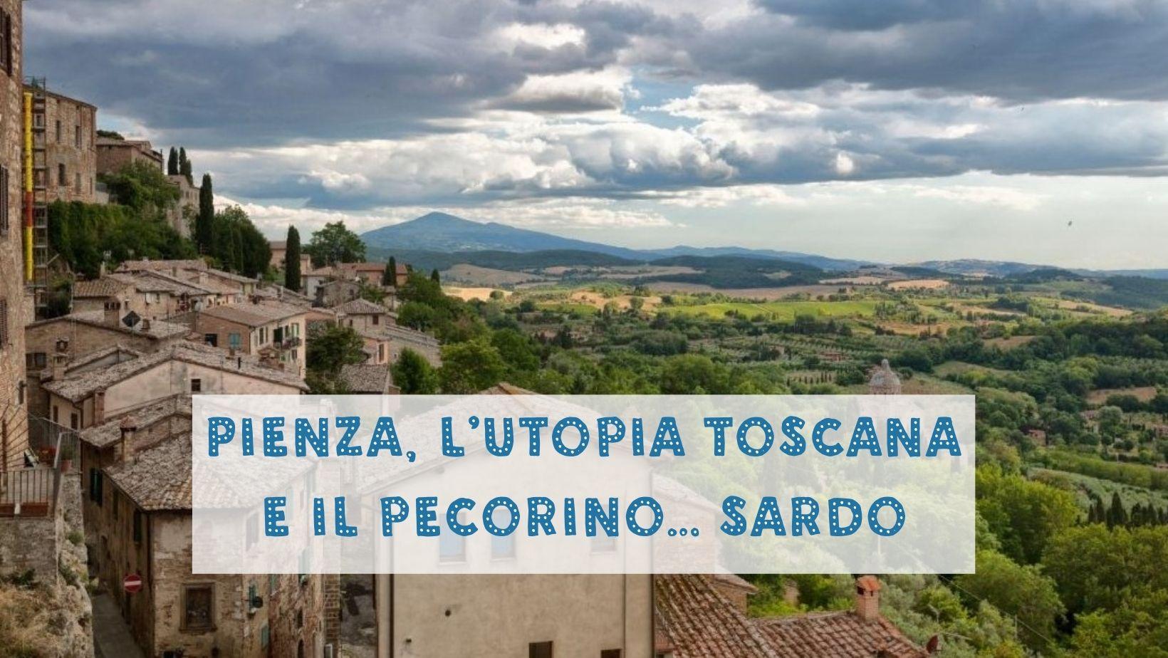 Toscana visitare pienza