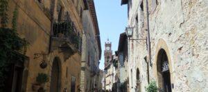 Pienza, l'utopia toscana e il pecorino… sardo