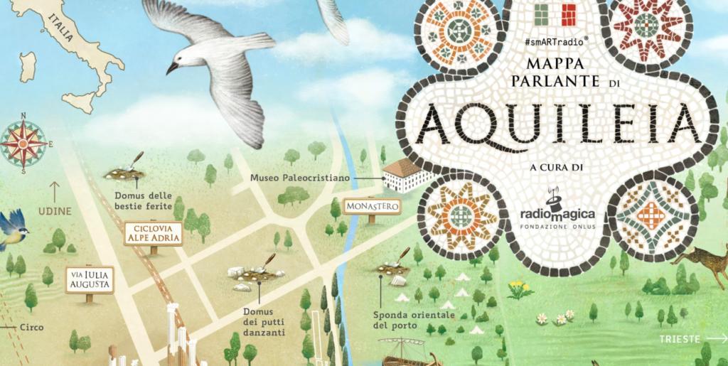 App bambini turismo culturale viaggi aquileia