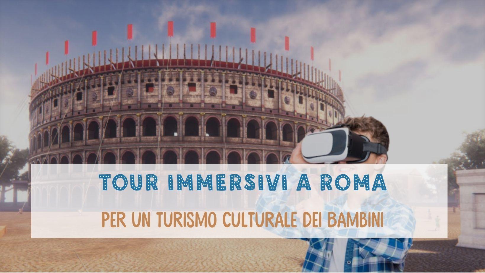 Read more about the article Tour immersivi a Roma: realtà virtuale nel turismo culturale