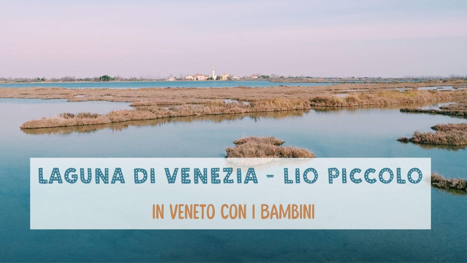 Veneto laguna Lio Piccolo