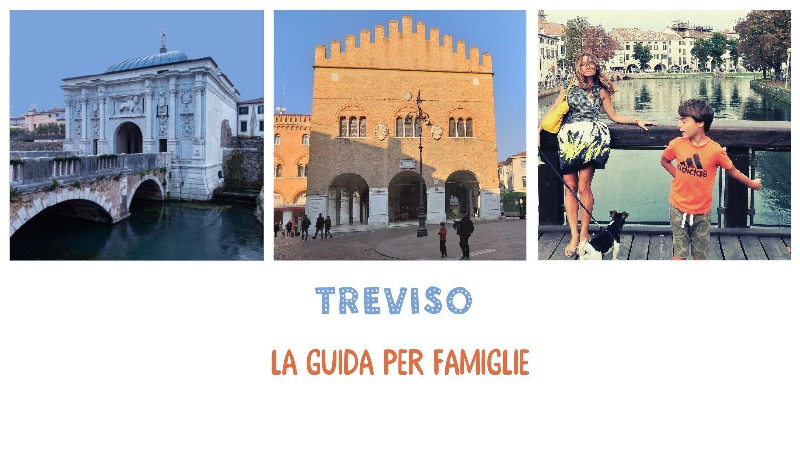 Treviso guida per famiglie