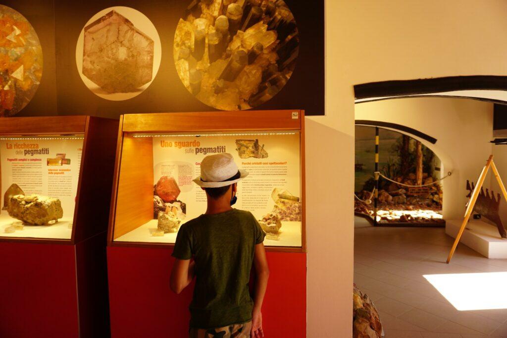 Elba, Museo Minerario di Rio Marina.