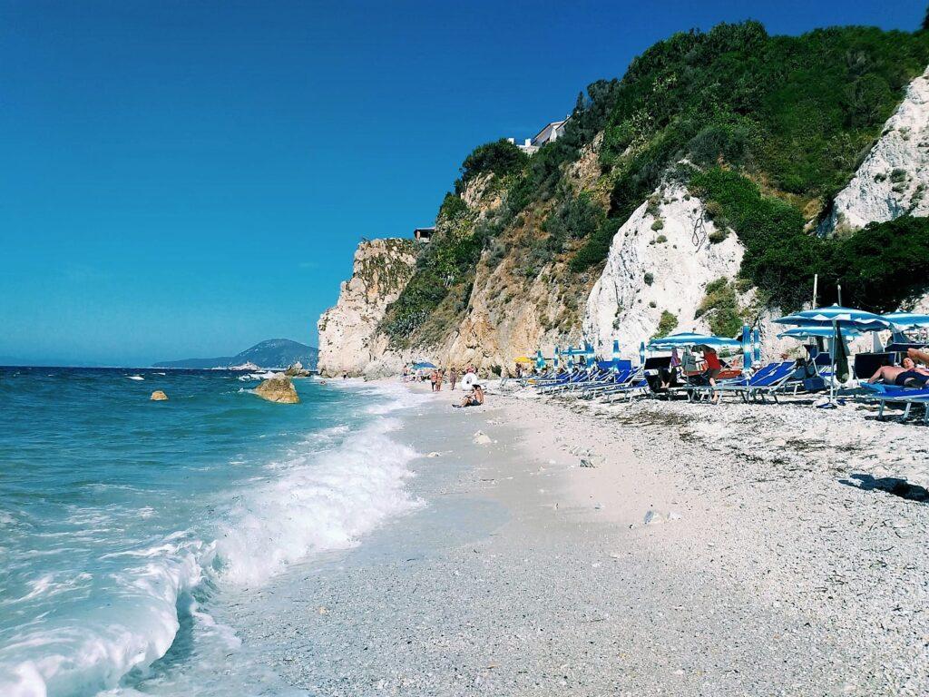 Elba, spiaggia di Sottobomba
