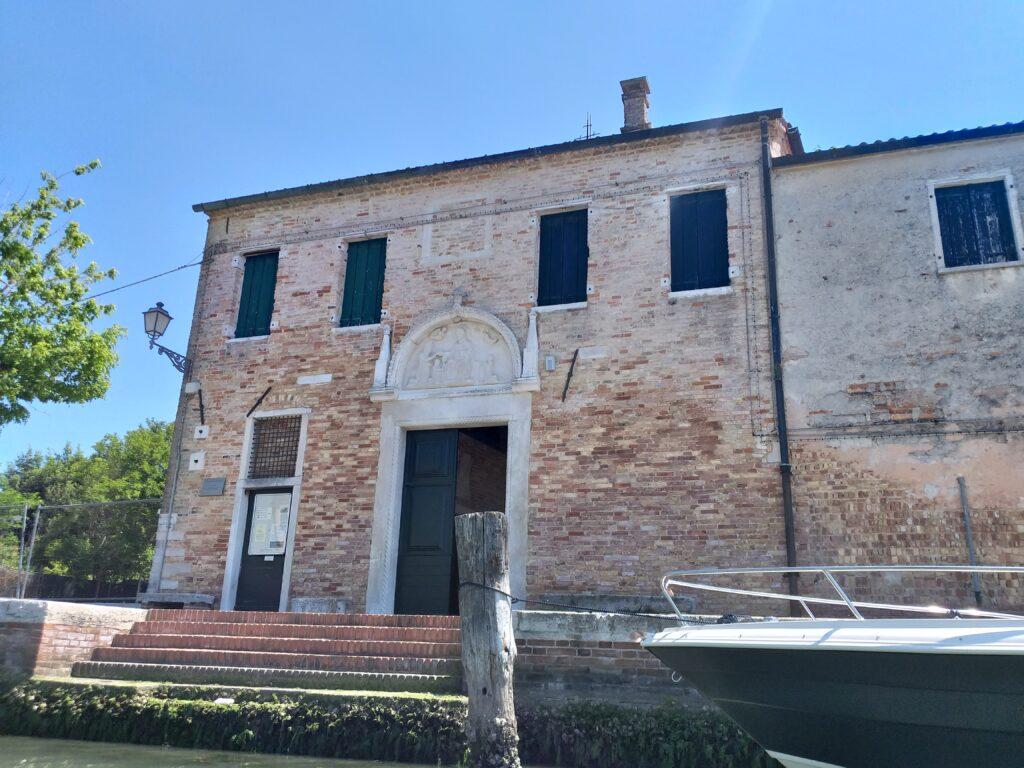 Mazzorbo, chiesa di Santa Caterina